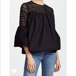 Endless rose boho blouse